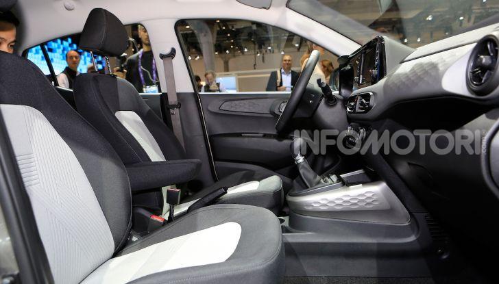 Nuova Hyundai i10 2020: la citycar sportiva e tecnologica - Foto 8 di 13