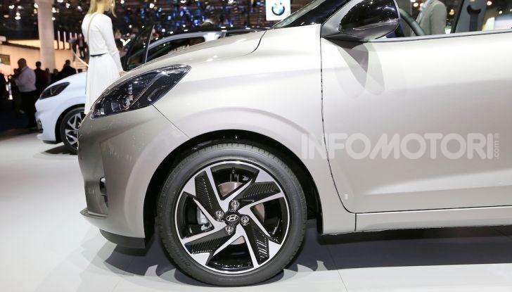 Nuova Hyundai i10 2020: la citycar sportiva e tecnologica - Foto 6 di 13
