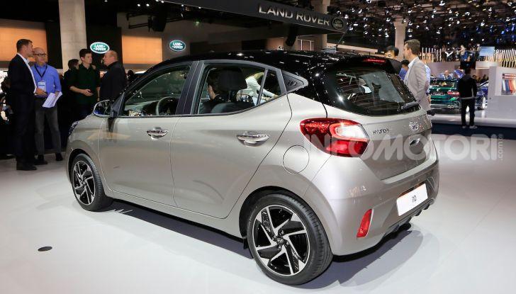 Nuova Hyundai i10 2020: la citycar sportiva e tecnologica - Foto 7 di 13