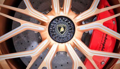 Lamborghini: la fibra di carbonio ora si sviluppa nello spazio
