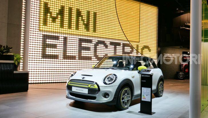 Francoforte 2019, tutte le nuove auto elettriche presentate al Salone - Foto 42 di 64