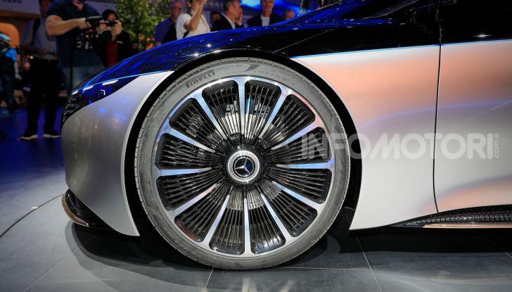 Francoforte 2019, tutte le nuove auto elettriche presentate al Salone - Foto 18 di 64