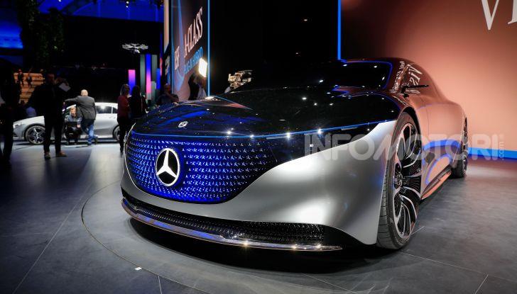 Francoforte 2019, tutte le nuove auto elettriche presentate al Salone - Foto 14 di 64