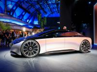 Mercedes-Benz Vision EQS: eleganza, tecnologia e prestazioni full electric