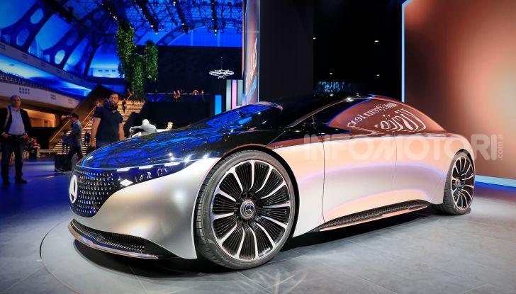 Francoforte 2019, tutte le nuove auto elettriche presentate al Salone - Foto 16 di 64
