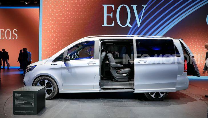 Francoforte 2019, tutte le nuove auto elettriche presentate al Salone - Foto 10 di 64