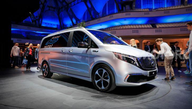 Francoforte 2019, tutte le nuove auto elettriche presentate al Salone - Foto 13 di 64