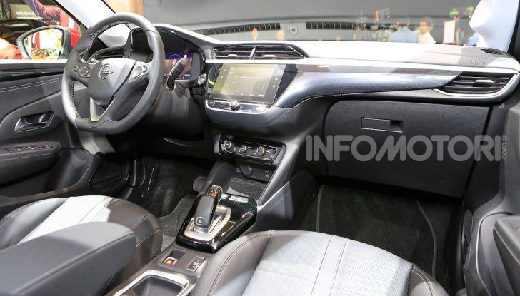 Nuova Opel Corsa 2019, motori e prezzi - Foto 4 di 12