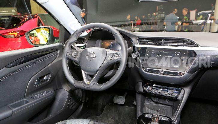 Nuova Opel Corsa 2019, motori e prezzi - Foto 8 di 12