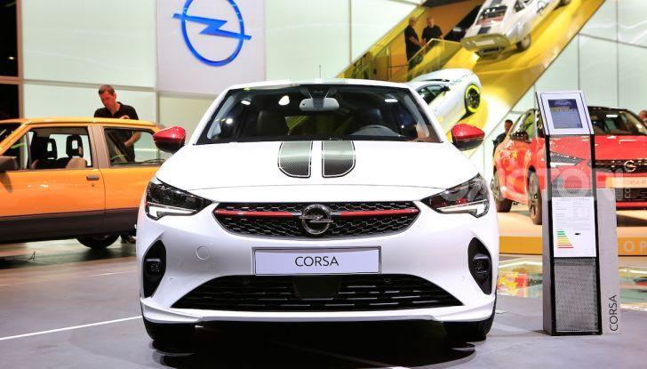 Nuova Opel Corsa 2019, motori e prezzi - Foto 5 di 12