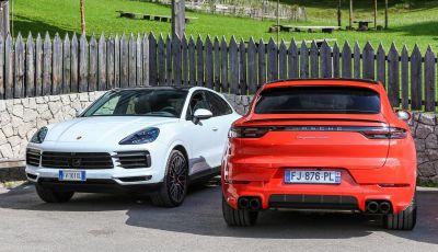 [VIDEO] Prova Porsche Cayenne Coupè 2019: il SUV sportivo ed elegante