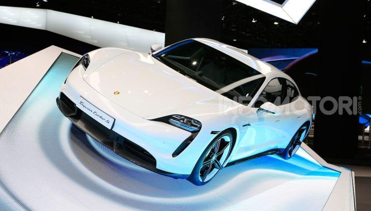 Francoforte 2019, tutte le nuove auto elettriche presentate al Salone - Foto 25 di 64