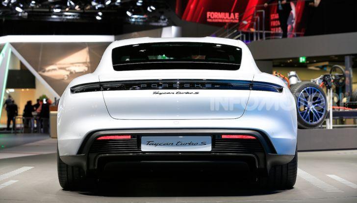 Francoforte 2019, tutte le nuove auto elettriche presentate al Salone - Foto 24 di 64