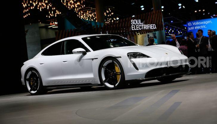Francoforte 2019, tutte le nuove auto elettriche presentate al Salone - Foto 23 di 64