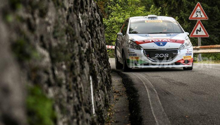 55° Rally del Friuli – Ennesima vittoria di Ciuffi e la PEUGEOT 208 - Foto 2 di 7