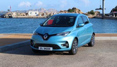 Nuova Renault ZOE 2020, l'elettrica da città alla sua terza serie