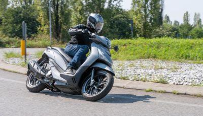 Prova SYM HD 300: Honda SH300 nel mirino, o forse no!