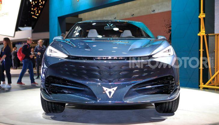 Francoforte 2019, tutte le nuove auto elettriche presentate al Salone - Foto 27 di 64