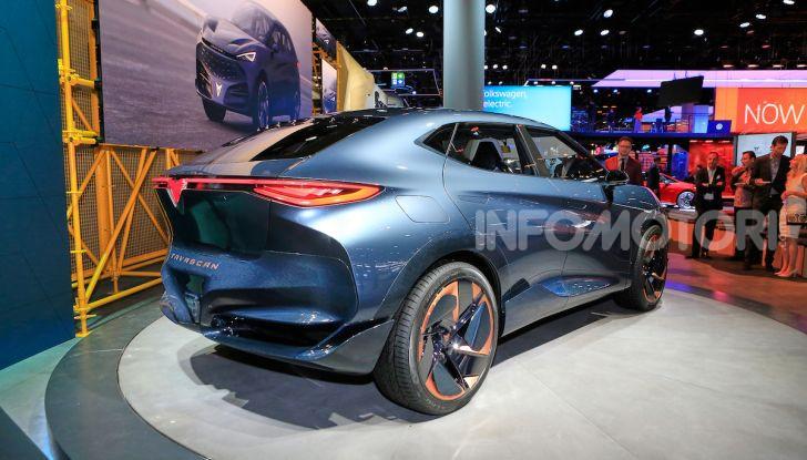 Francoforte 2019, tutte le nuove auto elettriche presentate al Salone - Foto 28 di 64
