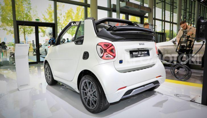 Smart 2020, solo elettrica: ancora più tecnologica ma senza emissioni - Foto 14 di 38
