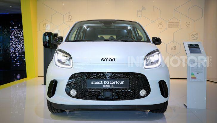 Smart 2020, solo elettrica: ancora più tecnologica ma senza emissioni - Foto 21 di 38