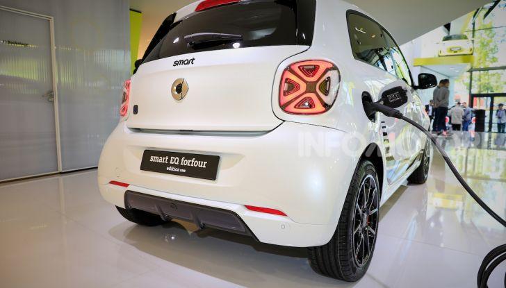 Smart 2020, solo elettrica: ancora più tecnologica ma senza emissioni - Foto 28 di 38
