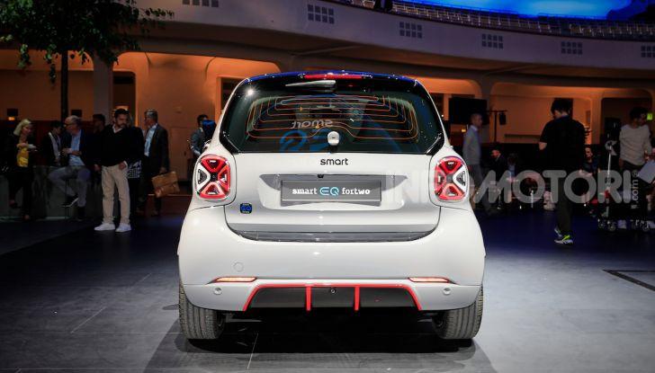 Smart 2020, solo elettrica: ancora più tecnologica ma senza emissioni - Foto 37 di 38
