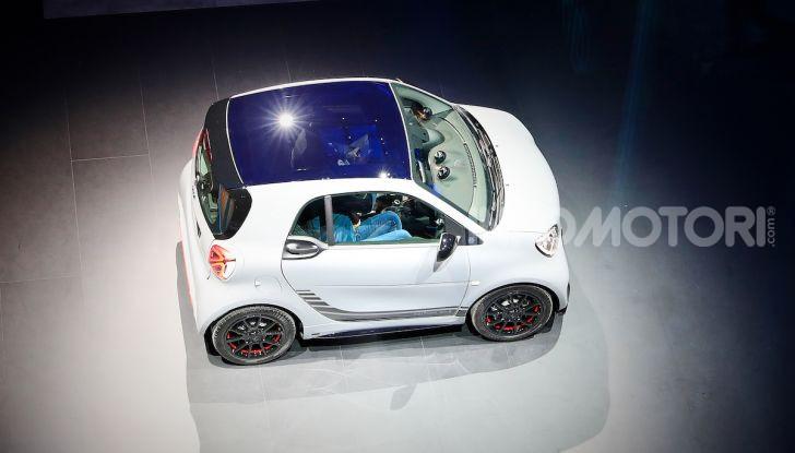 Smart 2020, solo elettrica: ancora più tecnologica ma senza emissioni - Foto 38 di 38
