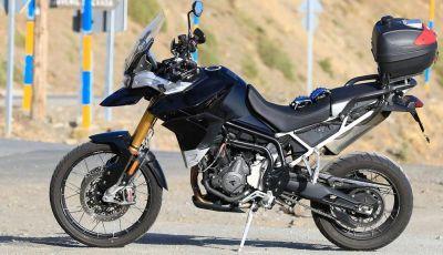 Triumph Tiger 800 2020: con l'Euro5 diventa Tiger 900