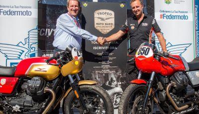 Misano ospita l'ultima tappa del Trofeo Moto Guzzi Fast Endurance