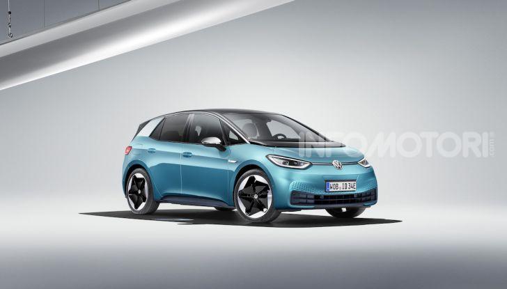 Volkswagen ID.3 R, la compatta elettrica dalle alte prestazioni - Foto 1 di 47