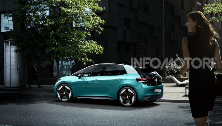 Volkswagen ID.3 R, la compatta elettrica dalle alte prestazioni - Foto 28 di 47