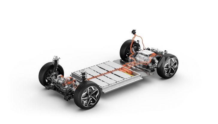 Volkswagen ID.3 R, la compatta elettrica dalle alte prestazioni - Foto 40 di 47