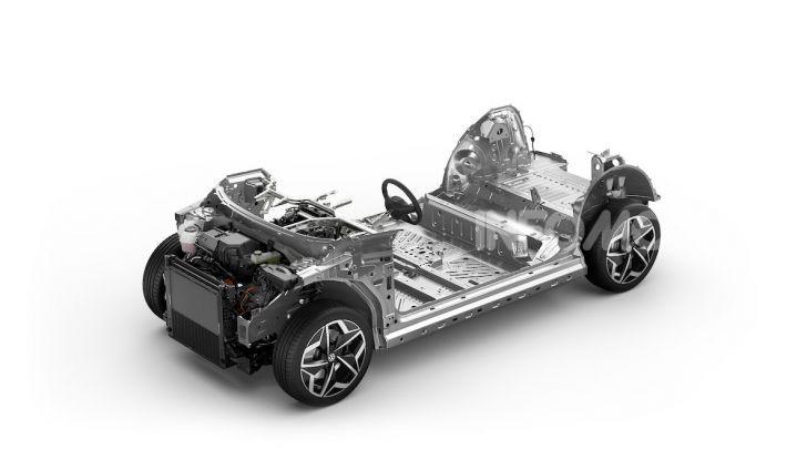 Volkswagen ID.3 R, la compatta elettrica dalle alte prestazioni - Foto 46 di 47