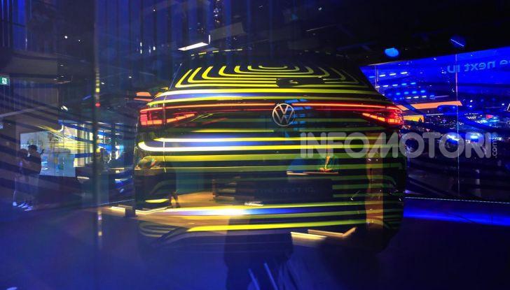ID.4, il SUV elettrico secondo Volkswagen - Foto 4 di 30