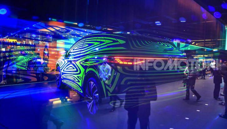ID.4, il SUV elettrico secondo Volkswagen - Foto 22 di 30