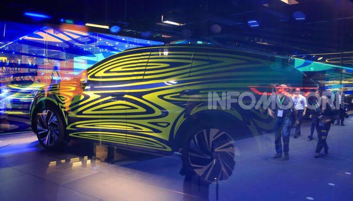 ID.4, il SUV elettrico secondo Volkswagen - Foto 23 di 30