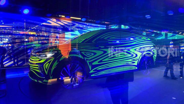 ID.4, il SUV elettrico secondo Volkswagen - Foto 26 di 30