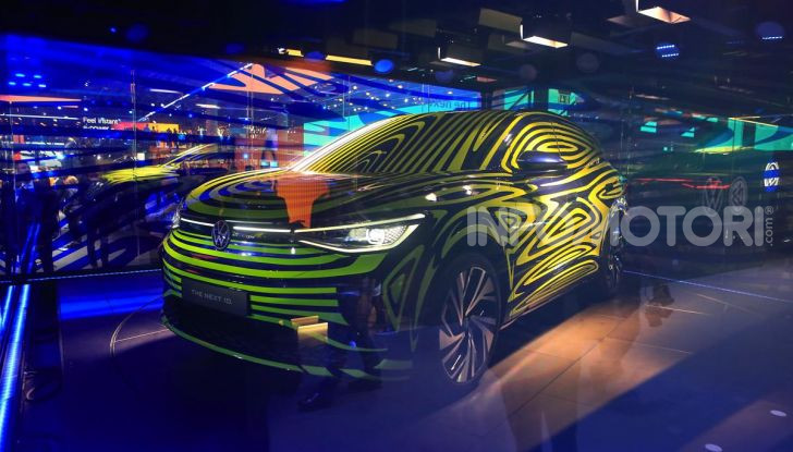 ID.4, il SUV elettrico secondo Volkswagen - Foto 28 di 30