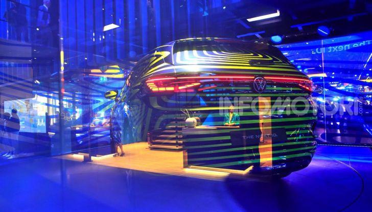 ID.4, il SUV elettrico secondo Volkswagen - Foto 9 di 30