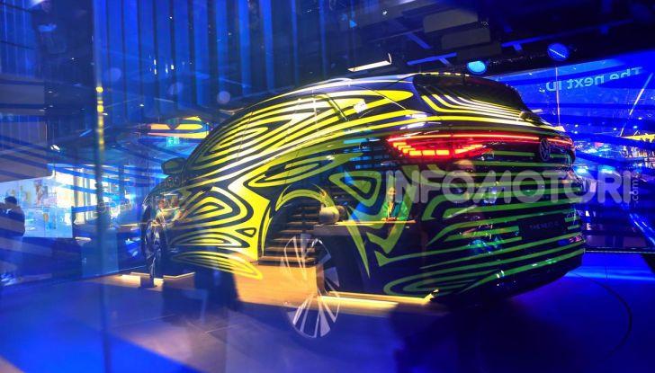 ID.4, il SUV elettrico secondo Volkswagen - Foto 5 di 30