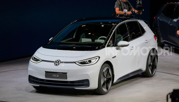 Francoforte 2019, tutte le nuove auto elettriche presentate al Salone - Foto 32 di 64