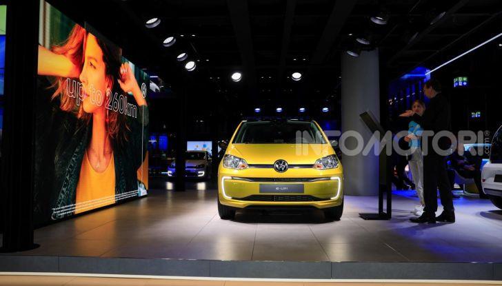 Volkswagen e-up: la piccola tedesca dalla grande autonomia - Foto 2 di 11
