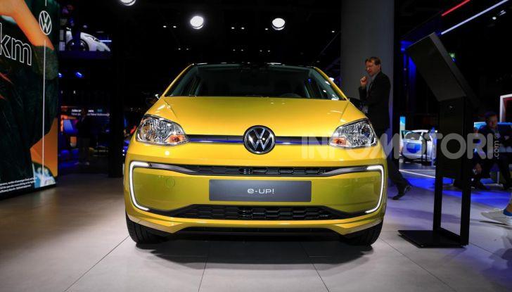 Volkswagen e-up: la piccola tedesca dalla grande autonomia - Foto 4 di 11