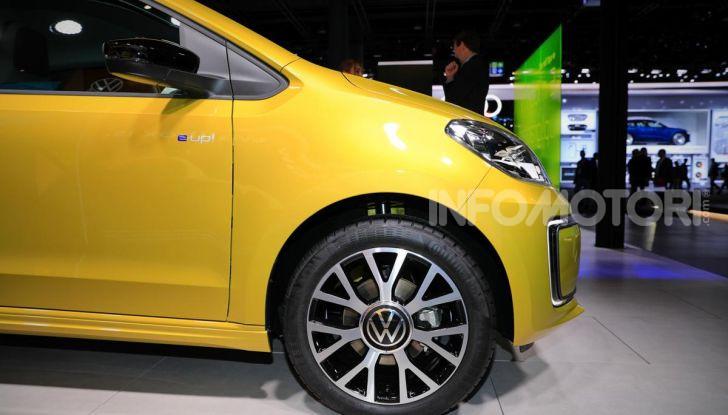 Volkswagen e-up: la piccola tedesca dalla grande autonomia - Foto 11 di 11
