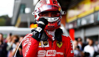 F1 2019, GP di Russia: Leclerc quarta pole di fila