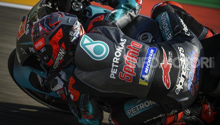 MotoGP 2019, GP di Aragon: Marquez comanda le libere davanti alle Yamaha ufficiali - Foto 6 di 11