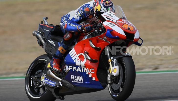 MotoGP 2019, GP di Aragon: Marquez comanda le libere davanti alle Yamaha ufficiali - Foto 10 di 11