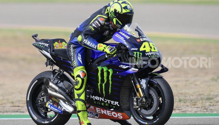 MotoGP 2019, GP di Aragon: Marquez comanda le libere davanti alle Yamaha ufficiali - Foto 4 di 11