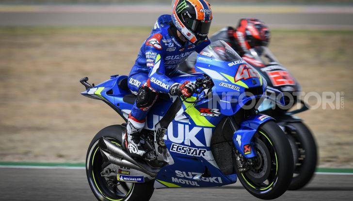 MotoGP 2019, GP di Aragon: Marquez comanda le libere davanti alle Yamaha ufficiali - Foto 9 di 11